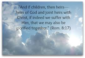 Image result for Romans 8:17 nlt