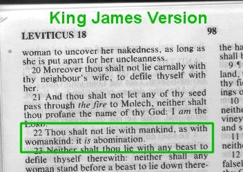 Popular King James Bible Verses