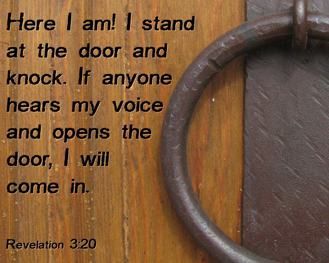 Image result for revelation 3:20